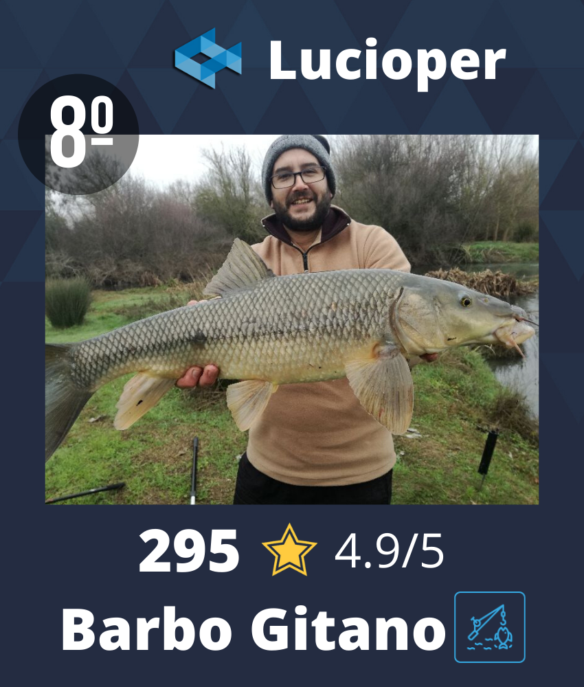 Mejores Capturas WeFish