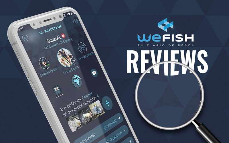 Review de WeFish
