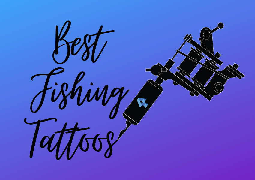 best fishing tattoos