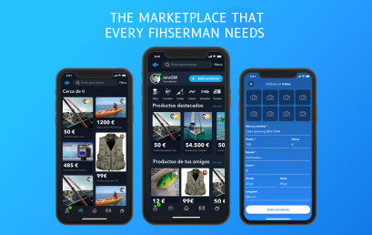 WeFish Marketplace: The first fishing marketplace in the world
