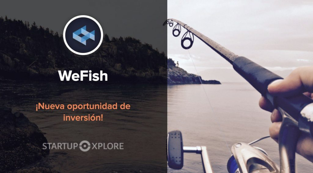 WeFish Ronda de Financiación