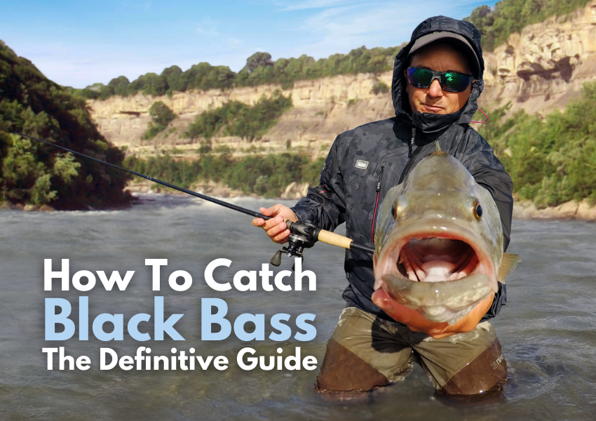 How to Catch Black Bass