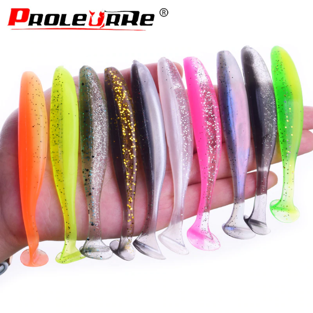 Shad lures